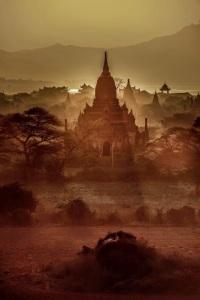 Bagan by Sebastien Conejero