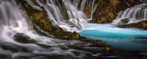Falls from Alister Benn