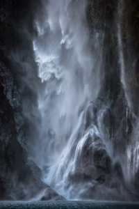 Stirling Falls, Milford Sound by John Kitching (1)