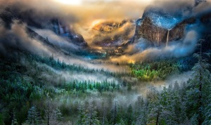 Yosemite by William Toti