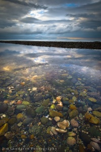 Birch Bay by Jim Lundgren