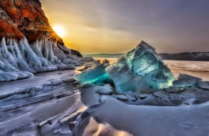 ice crystals from Andrey Mashnich