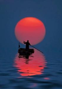 Boatman from Ayşe Temizel