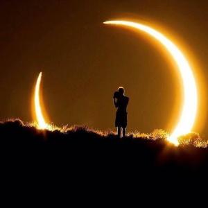 Eclipse from flor de dalia xiu