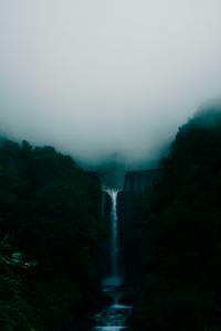 waterfall by Yasushi MIURA