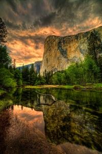 Yosemite Light by Mark Lissick