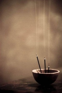 Incense from Ali