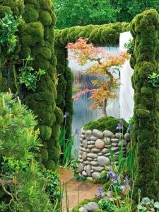Secret garden from Elena Grigoras