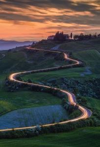 Tuscany, Italy by Yuriy Shevchenko