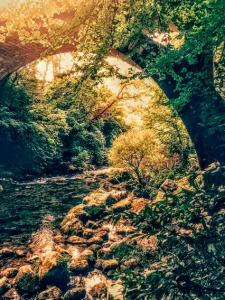 Under the bridge by Ooook Barnabé