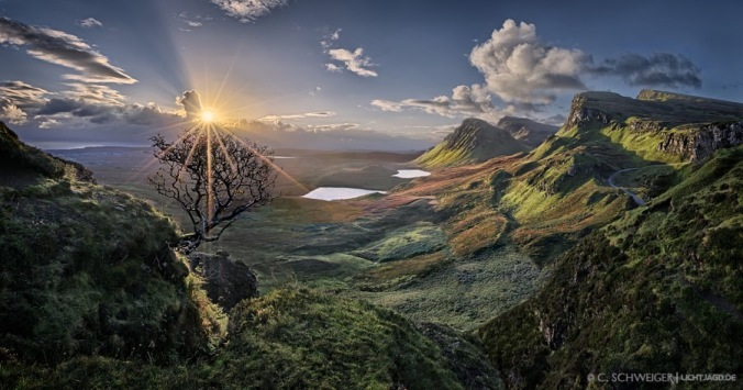 Quiraing by Christian Schweiger
