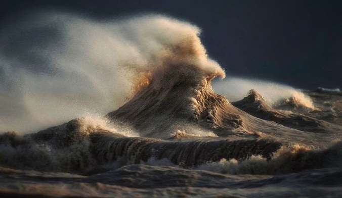 Lake Erie by Dave Sandford