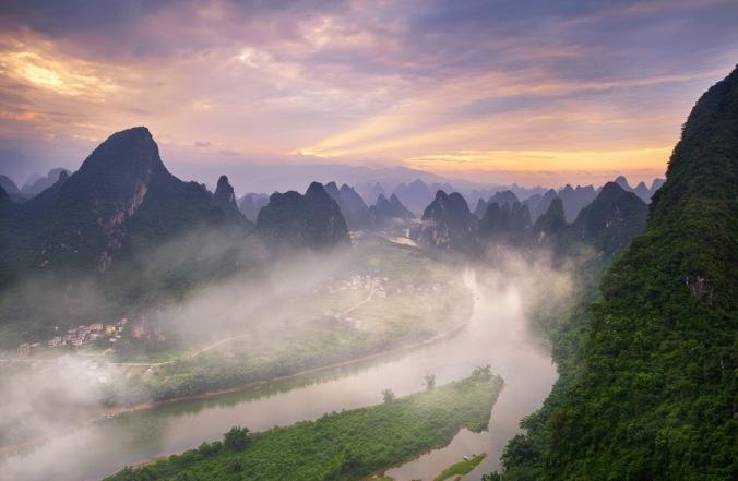 Morning mist from Andrey Mashnich