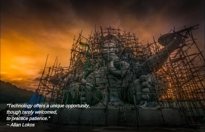 Ganesha by Aey Sakchai