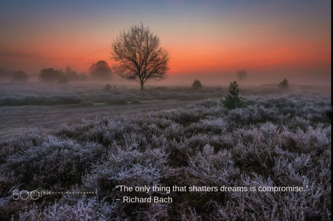 sunrise from Chris Hornung