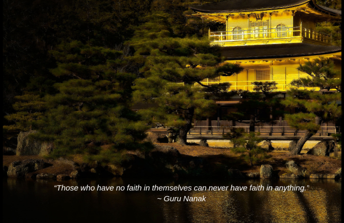 Kinkakuji in Kyoto by MIYAMOTO Y