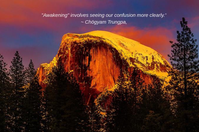 Yosemite sunset by Murali Achanta