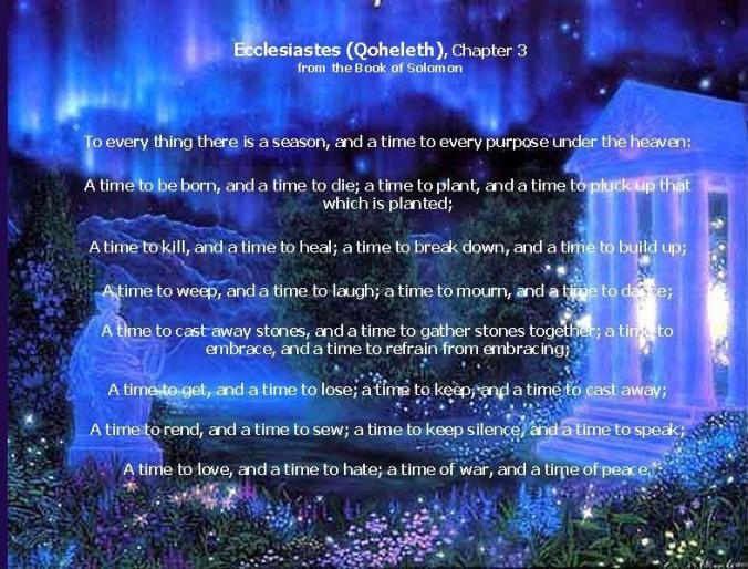 Ecclesiastes (book of solomon)