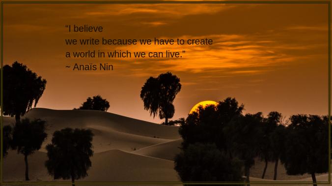 Desert sunset from Naslu