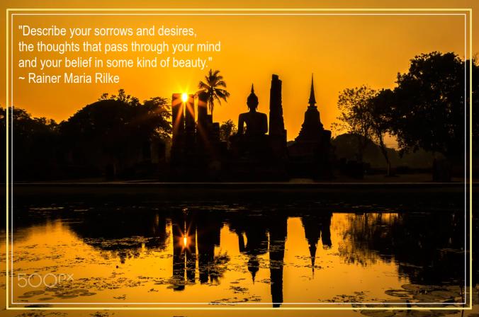 Wat Mahathat by Santi foto