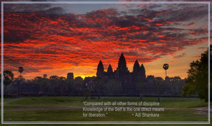 Angkor Wat by Ido Meirovich