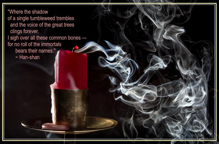 Candle from Aldas Masaitis