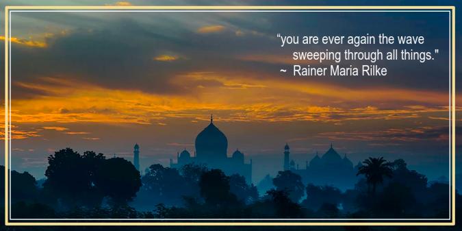 Taj Mahal from Amey Kandalgaonkar