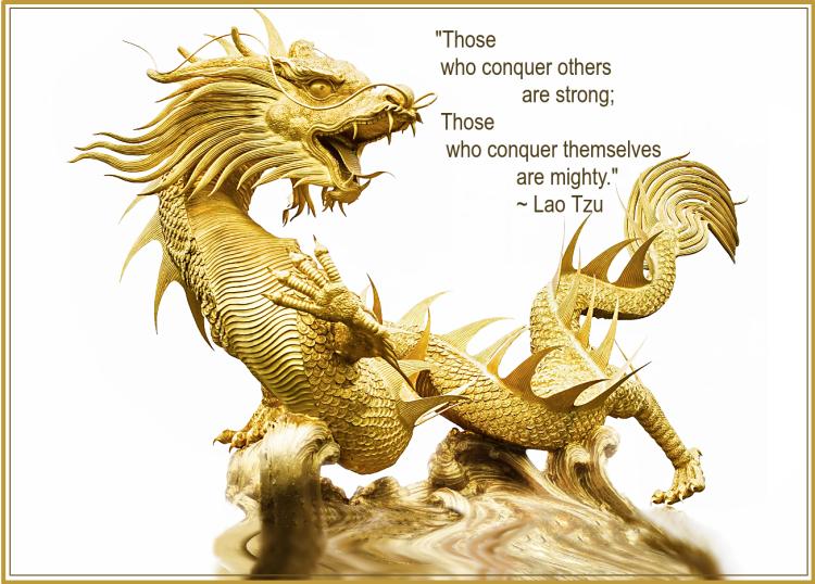 Dragon from Sasin Tipchai