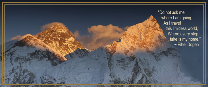 Everest and Lhotse from Konstantin Viktorov