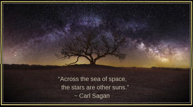 Starlit from Aaron Groen